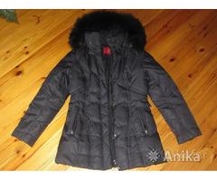 Куртка пуховик 40-42