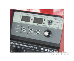 Mitech MIG 200S - MIG/MMA/LIFT TIG -NEW