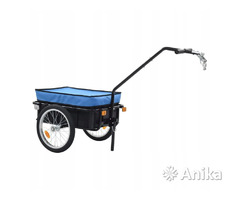 Ручная тележка для велосипеда