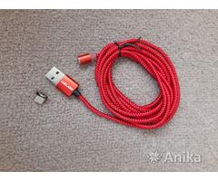 Магнитный провод зарядки разъём USB Type-C