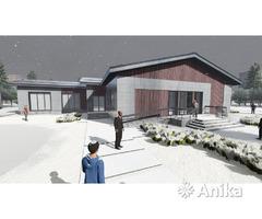 Реконструкция магазина, заказать эскизный проект