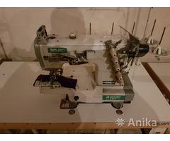 Плоскошовная швейная машинка SIRUBA C007J