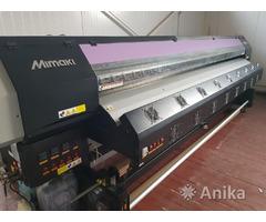 Сольвентный принтер MIMAKI SWJ-320 S4