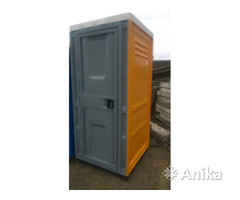 Туалетная кабинка Toypek