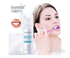 Отбеливающий мусс для зубов BAIMISS