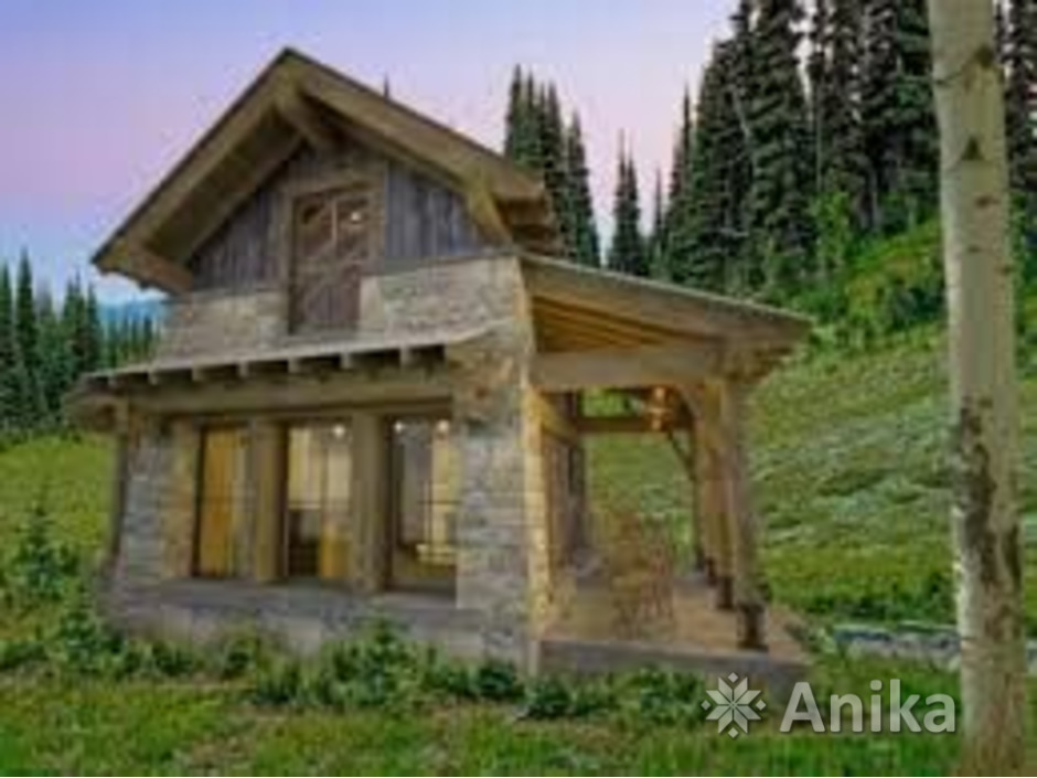 Каменные дома дачи усадьбы - 1