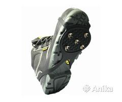 Ледоступы (ледоходы, антигололеды) для обуви